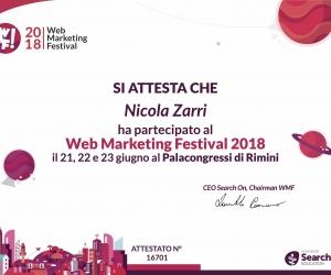 Attestato-WMF18 2