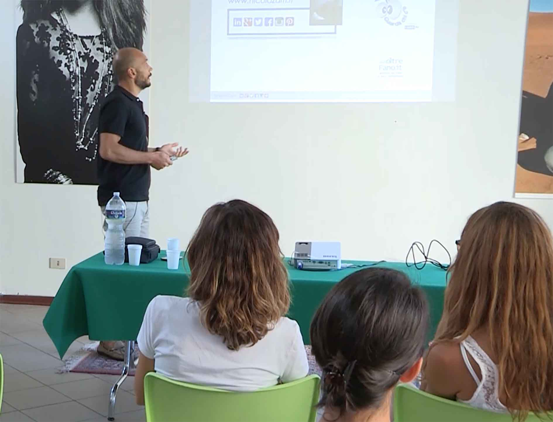 Formazione social media marketing - Fab Lab