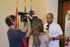 Intervista su Tele2000 per organizzazione Fanote