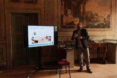 Presentazione Brand Moretta di Fano al Brand Festival di Jesi 2017