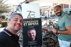 """Presentazione del libro """"Condivide et impera"""" con Rudy Bandiera 2017"""