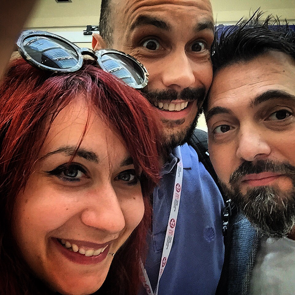 Web Marketing Festival - Rimini 2017 con Valentina Vellucci e Salvatore Russo